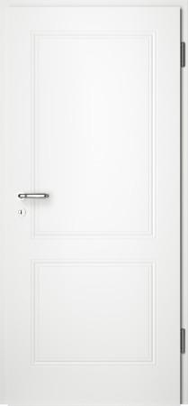 Weiße gefräste Tür Arto 20 ohne Glaseinsatz (Arto-20)