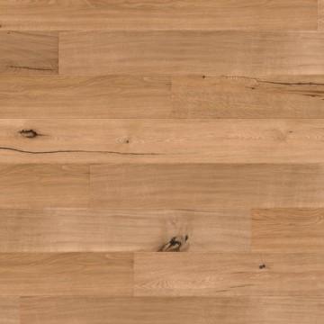 Eichenparkett handgehobelt und naturgeölt (MG-10303)
