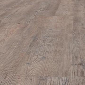 Vinylboden in grau, grob gemasert, MG Eiche 07