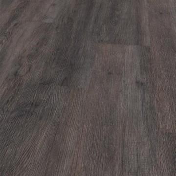 Vinylboden in braun-schwarz, MG Eiche 12