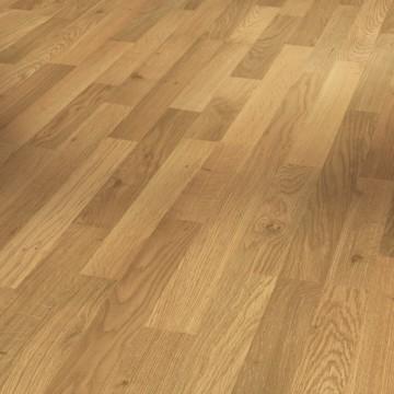 Laminatboden in unterschieldichen Braun Tönen von Parador in Seitenansicht (Parador 1593733)